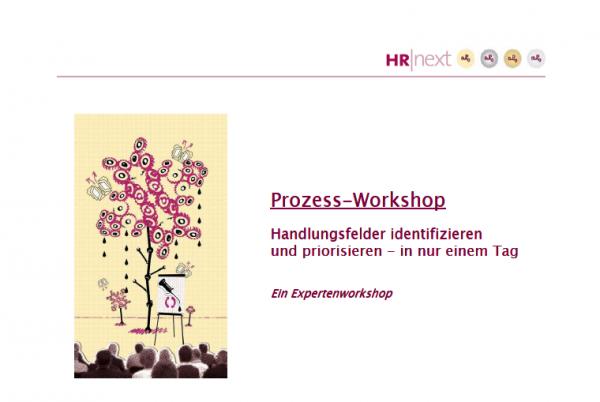 NEU: 1-Tages-Prozess-Workshop