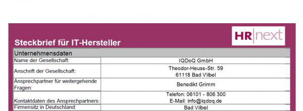 IQDoQ GmbH